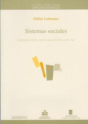 Papel Sistemas Sociales