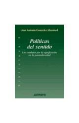 Papel POLITICAS DEL SENTIDO