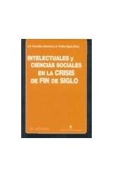 Papel Intelectuales y ciencias sociales en la crisis de fin de siglo