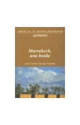 Papel MARRAKECH, UNA HUIDA
