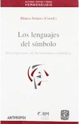 Papel LOS LENGUAJES DEL SIMBOLO,