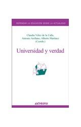 Papel UNIVERSIDAD Y VERDAD