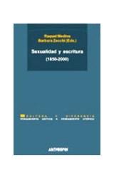 Papel SEXUALIDAD Y ESCRITURA 1850-2000