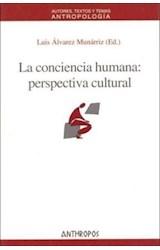 Papel LA CONCIENCIA HUMANA PERSPECTIVA CULTURAL