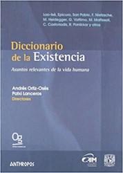 Papel Diccionario De La Existencia