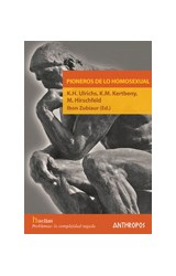 Papel PIONEROS DE LO HOMOSEXUAL