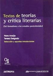 Papel Textos De Teorías Y Críticas Literarias