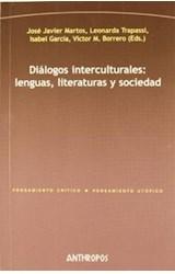 Papel DIALOGOS INTERCULTURALES: LENGUAS, LITERATURAS Y SOCIEDAD