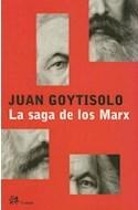 Papel SAGA DE LOS MARX (COLECCION MODERNOS Y CLASICOS)