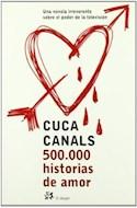 Papel 500.000 HISTORIAS DE AMOR (MODERNOS Y CLASICOS DE EL ALEPH 231)