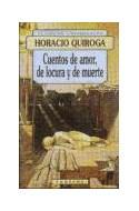 Papel CUENTOS DE AMOR DE LOCURA Y DE MUERTE