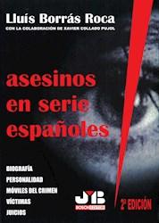 Libro Asesinos En Serie Españoles (2ª Edicion)