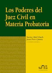 Libro Los Poderes Del Juez Civil En Materia Probatoria.