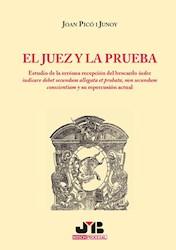 Libro El Juez Y La Prueba.
