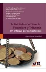E-book Actividades de Derecho Financiero y Tributario