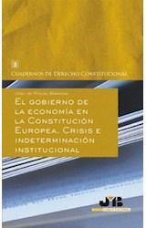 E-book El gobierno de la economía en la Constitución Europea