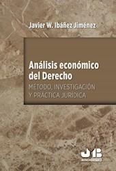 Libro Analisis Economico Del Derecho