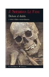 Papel DICKON EL DIABLO Y OTROS RELATOS EXTRAORDINARIOS