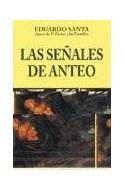 Papel SEÑALES DE ANTEO UN LIBRO QUE INVITA A REFLEXIONAR SOBRE EL AMOR (OBELISCO NARRATIVA)