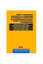 Papel Diseño y coordinación curricular de las asignaturas de tratamiento y recuperación de la información de la Dipl. de Biblioteconomía y Documentación
