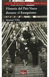 Papel Historia del País Vasco durante el franquismo