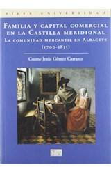 Papel Familia y capital comercial en la Castilla meridional