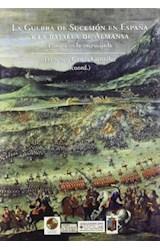 Papel La Guerra de Sucesión en España y la batalla de Almansa