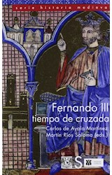 Papel FERNANDO III, TIEMPO DE CRUZADAS