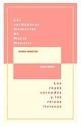 Papel Las Verdaderas Memorias De María Mancini