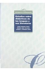 Papel Estudios sobre didácticas de las lenguas y sus literaturas