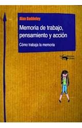 Papel MEMORIA DE TRABAJO, PENSAMIENTO Y ACCION