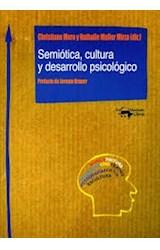 Papel SEMIOTICA, CULTURA Y DESARROLLO PSICOLOGICO