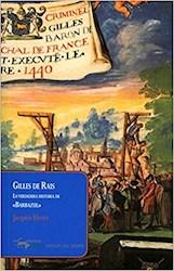 Libro Gilles De Rais