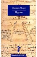 Papel GENIO (COLECCION LEXICO DE ESTETICA 208)