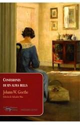 Papel CONFESIONES DE UN ALMA BELLA