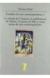 Papel ESTUDIOS DE ARTE CONTEMPORANEO I LA MIRADA DE CEZANNE, LA IN