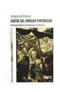 Papel CARTAS DEL NAVEGAR PINTORESCO CORRESPONDENCIA DE PINTURAS EN VENECIA (SERIE PENSAMIENTO)