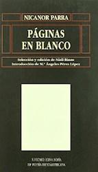 Papel Páginas En Blanco
