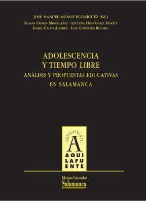 E-book Adolescencia Y Tiempo Libre