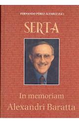 Papel Serta in memoriam Alessandri Baratta