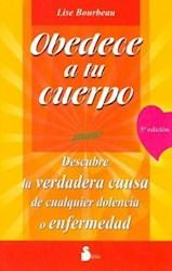 Libro Obedece A Tu Cuerpo