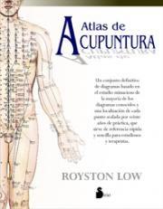 Libro Atlas De Acupuntura