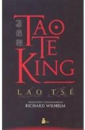 Papel TAO TE KING [TRADUCIDO POR WILHELM RICHARD] (CARTONE)