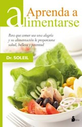 Libro Aprenda A Alimentarse