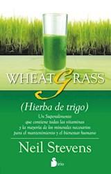 Papel Wheat Grass Hierba De Trigo
