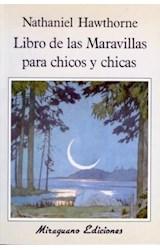Papel LIBRO DE LAS MARAVILLAS PARA CHICOS Y CHICAS