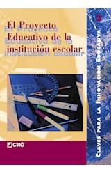 Papel PROYECTO EDUCATIVO DE LA INSTITUCION ESCOLAR