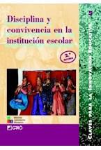 Papel DISCIPLINA Y CONVIVENCIA EN LA INSTITUCION ESCOLAR