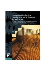 Papel INVESTIGACION EDUCATIVA COMO HERRAMIENTA DE FORMACION DEL PR