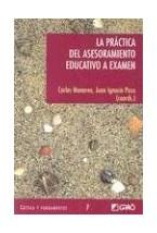 Papel LA PRACTICA DEL ASESORAMIENTO EDUCATIVO A EXAMEN